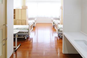 入院の流れ